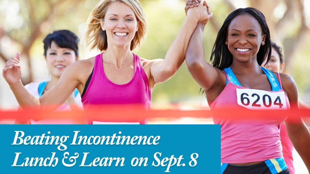 Lunch and Learn Sept. 8