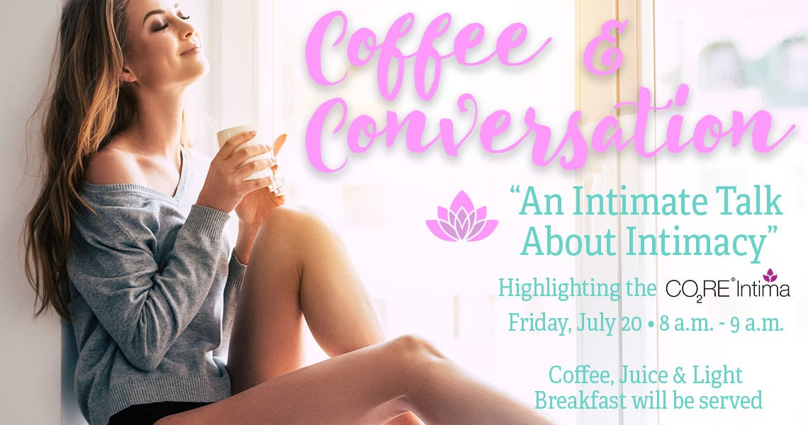 Coffee & Conversation - An Intimate Talk About Intimacy